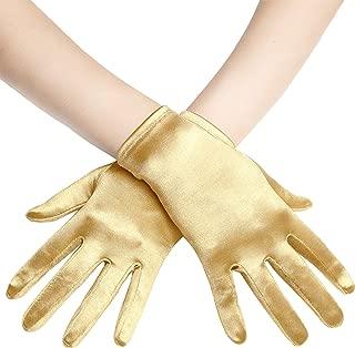 Best short wedding gloves Reviews