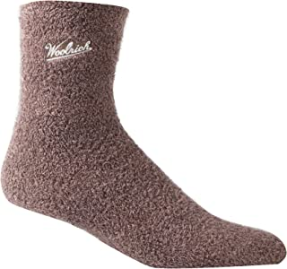 Woolrich Feather Solid Cozy Sock