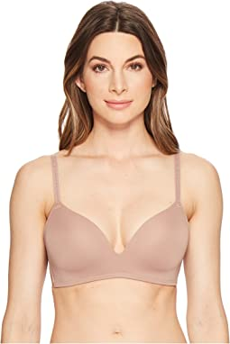 b.tempt'd - Tied in Dots Wire Free Push-Up Bra 952228