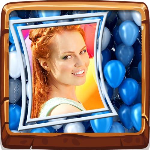 Balloons Photo Frames