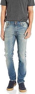Nudie Unisex Thin Finn Authentic Repair Jeans