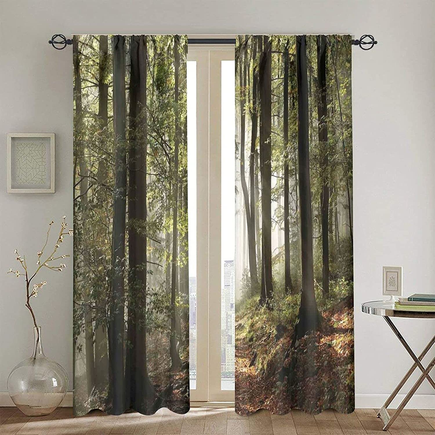 Rod Pocket Blackout Special price Curtains Thermal Insulated Max 64% OFF Au Window Curtain