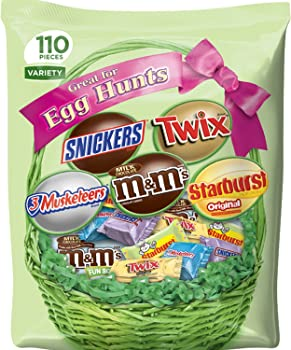 Mars Chocolate Candy Variety Mix, 35.8 Oz., 110 Count