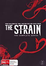 STRAIN, THE: COMPLETE COLLECTION (12 DISC)