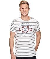 Nautica - Short Sleeve Sail Stripes T-Shirt