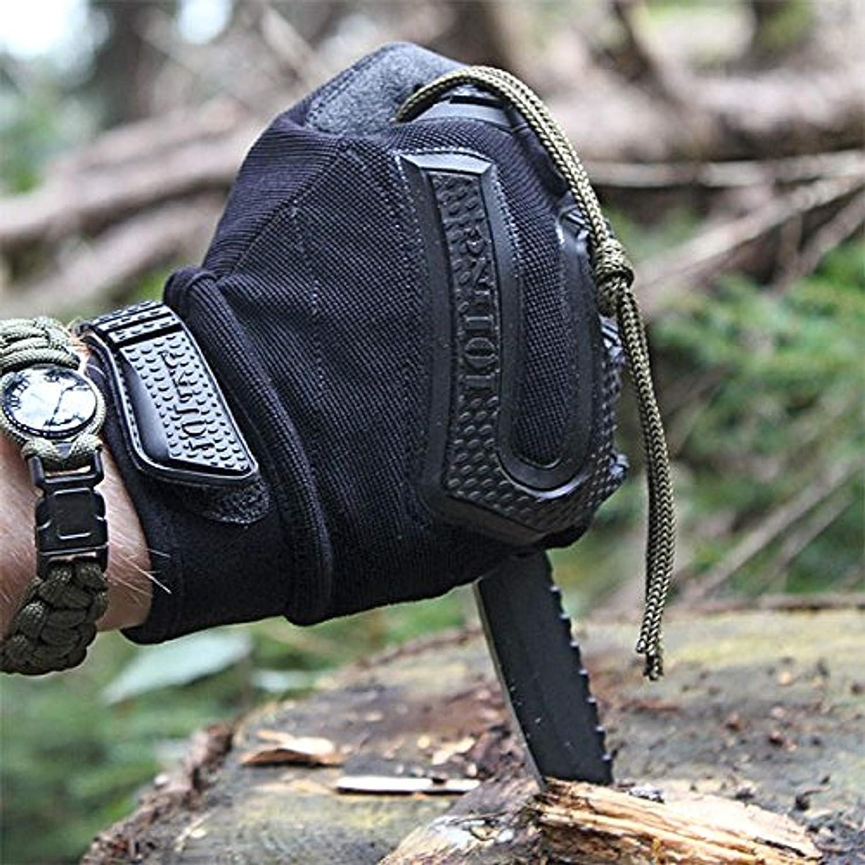 Copytec 16072 Gants tactiques Commando pour airsoft Outdoor Survival Noir