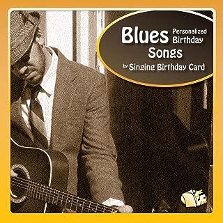 Happy Birthday, Craig (Blues)
