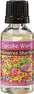 Cupcake World Millionaires Shorbread Intense Food Flavouring 28.5 ml