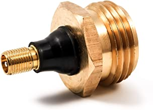 Best Camco Heavy Duty Brass Blow Out Plug - Helps Clear the Water Lines in Your RV During Winterization and Dewinterization (36153),Brass/Antique Brass Reviews