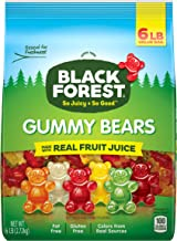 Best 6 pounds of gummy bears Reviews