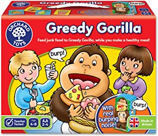 greedy gorilla