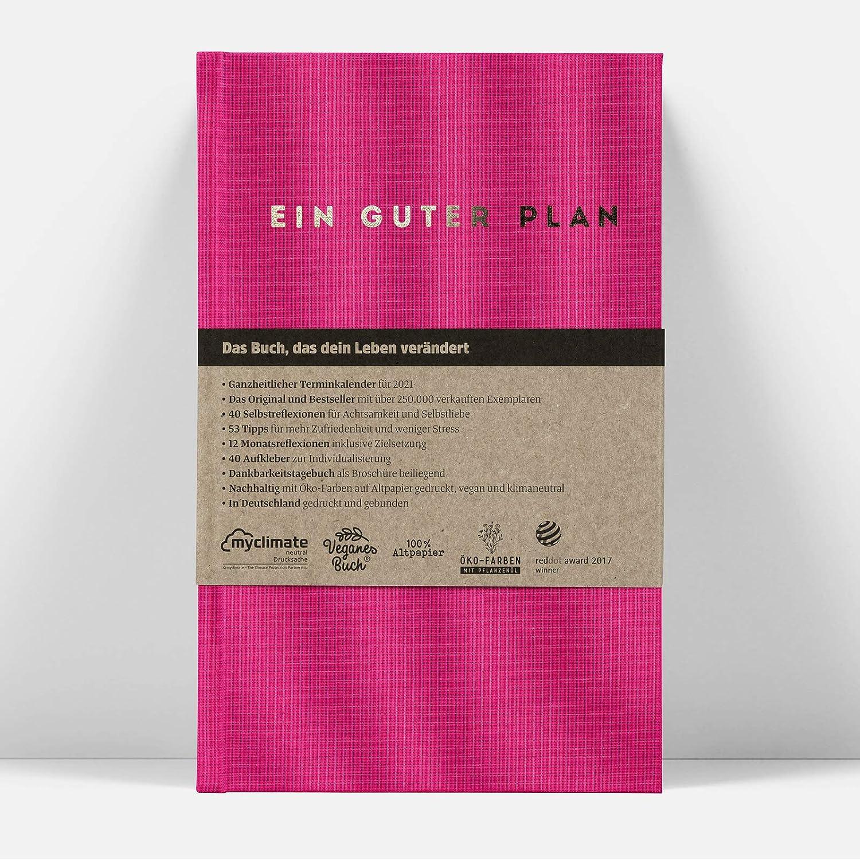 papel usado vegano antracita neutral objetivos Un buen Plan 2021 Agenda completa para m/ás atenci/ón y amor reflexi/ón
