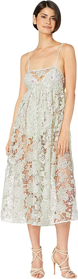 545d1cbecc5 For Love and Lemons Peony High-Low Dress | Zappos.com