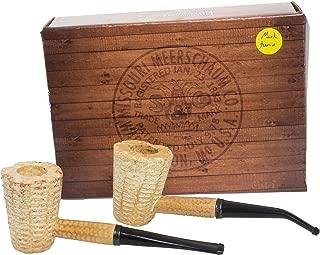 Missouri Meerschaum Mark Twain 2-Corncob Pipe Gift Set