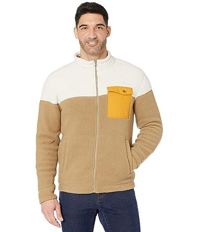 Marmot Aros Fleece Jacket (Desert Khaki/Oatmeal/Scotch) Men