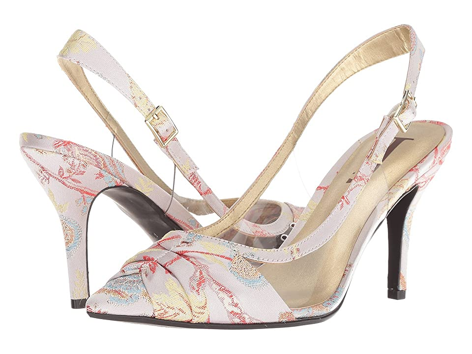 J. Renee Damiane (Clear/Pink Multi) Women