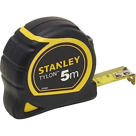 STANLEY 1-30-697 Flessometro Tylon, 5 m x 19 mm
