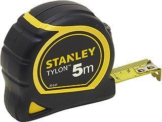 Stanley Tylon tape 3 m, Tylon-polymeer beschermlaag, verschuifbare eindhaak, kunststof behuizing, 1-30, 5 m, 1