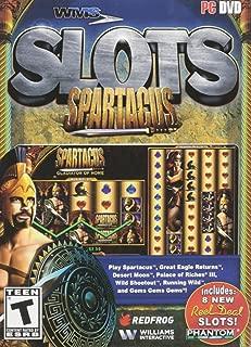 Wms Slots: Spartacus PC