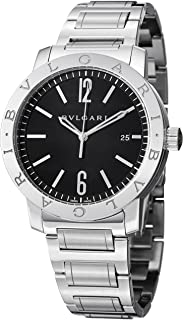 Bvlgari Bvlgari Mens Automatic Stainless Steel Watch BB41BSSD