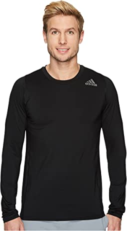 adidas - Alphaskin Sport Fitted Long Sleeve Tee