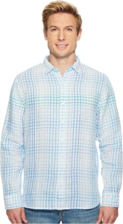Tommy Bahama - Malahina Plaid Linen Shirt