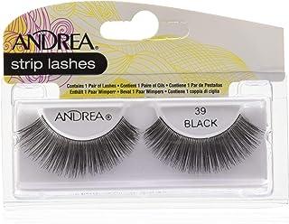 Andrea Mod Strip Eye Lashes - 39 Black, Pack of 1