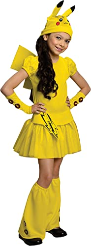 diseño único Disfraz de Pikachu para niña niña niña - 8-10 años  suministro de productos de calidad
