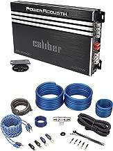 Power Acoustik RE1-3000D 3000 Watt Mono Amplifier Car Stereo Amp+Wire Kit