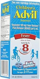 Advil Children's Liquid-Blue Raspberry-4 oz