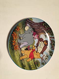 Winnie the Pooh Collector Plate A Little Fixing is Required Collection A Honey of A Friend Collection