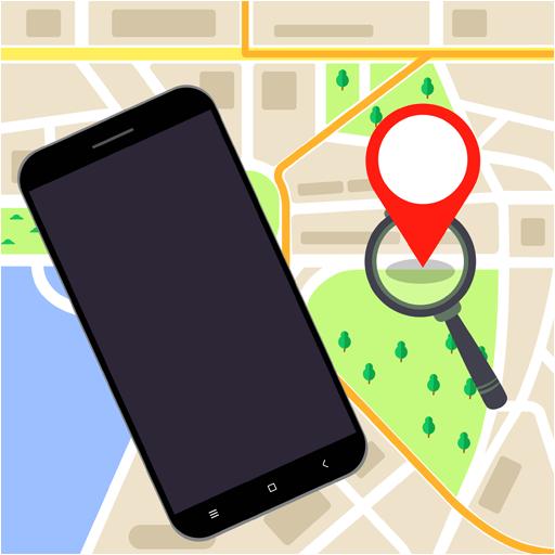 Encuentra movil localizador telefono GPS rastrear