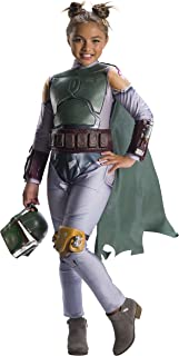 Best girl boba fett costume Reviews