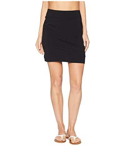 Icebreaker Yanni Merino Skirt (Black) Women