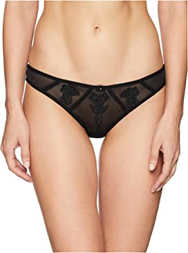 f0211d6c4cc5 Hanky Panky. Signature Lace Low Rise Crotchless Thong. $19.00. Nova Briefs