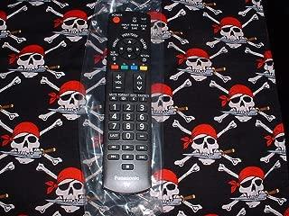 NEW Panasonic LCD TV HDTV Remote Control N2QAYB000485 N2QAYB000321 Supplied with models: TC-32LX24 TC-42LD24 TC-42LS24 TC-42PX24 TC-50PS24 TC-50PX24 TC-58PS24 TC-65PS24 TC-L22X2 TC-L32C22 TC-L32U22 TC-L32X2 TC-L37C22 TC-L37D2 TC-L37U22 TC-L37X2 TC-L42D2 TC-L42U22 TC-L42U25 TC-P42C2 TC-P42S2 TC-P42U2 TC-P46C2 TC-P46S2 TC-P50C2 TC-P50S2 TC-P50U2 TC-P50X2 TC-P54S2 TC-P58S2 TC-P65S2 TH-32LRU20 TH-37LRU20 TH-42LRU20 TC-26LX14 TC-32LX14 TC-42PS14 TC-50PS14 TC-54PS14 TC-58PS14 TC-65PS14 TC-L26X1 TC-L32C12 TC-L32G1 TC-L32S1 TC-L32X1 TC-L37G1 TC-L37S1 TC-L37X1 TC-L42U12 TC-P42C1 TC-P42S1 TC-P42X1 TC-P46S1 TC-P46U1 TC-P50C1 TC-P50S1 TC-P50U1 TC-P50X1 TC-P54S1 TC-P58S1 TC-P65S1