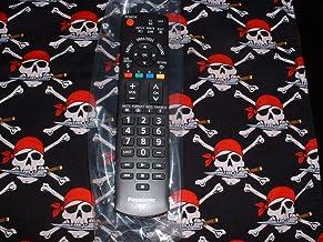 NEW Panasonic LCD TV HDTV Remote Control N2QAYB000485 N2QAYB000321 Supplied with models: TC-32LX24 TC-42LD24 TC-42LS24 TC-...
