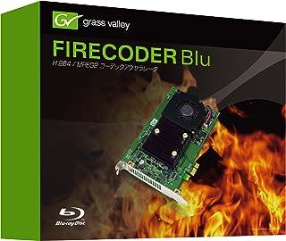 Canopus 超速度・超解像エンコード&ハイビジョン編集・ブルーレイ作成アクセラレータ FIRECODER Blu Windows 7(32/64bit)対応 FIRECODER Blu2(RC)