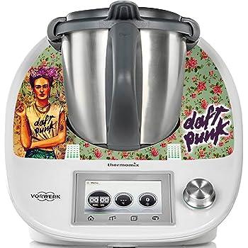 thermodernizate-Frida Kahlo Vinilos Thermomix TM5: Amazon.es