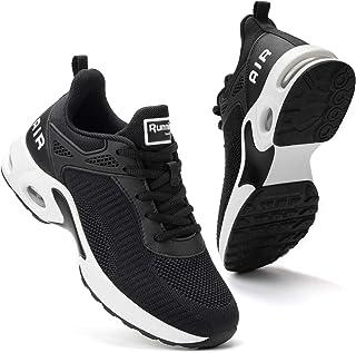 Women Air Athletic Running Shoes - Air Cushion Shoes for Womens Mesh Sneakers Fashion Tennis...