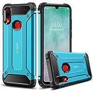 J&D Case Compatible for Redmi Note 7 Case/Redmi Note 7 Pro Case, Heavy Duty [ArmorBox] [Dual...