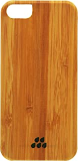 EVUTEC Wood S Series Sleek Impact Protection Snap Case For The iPhone 5/5S in Bamboo