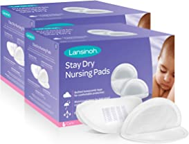 Explore disposable breast pads for breastfeeding
