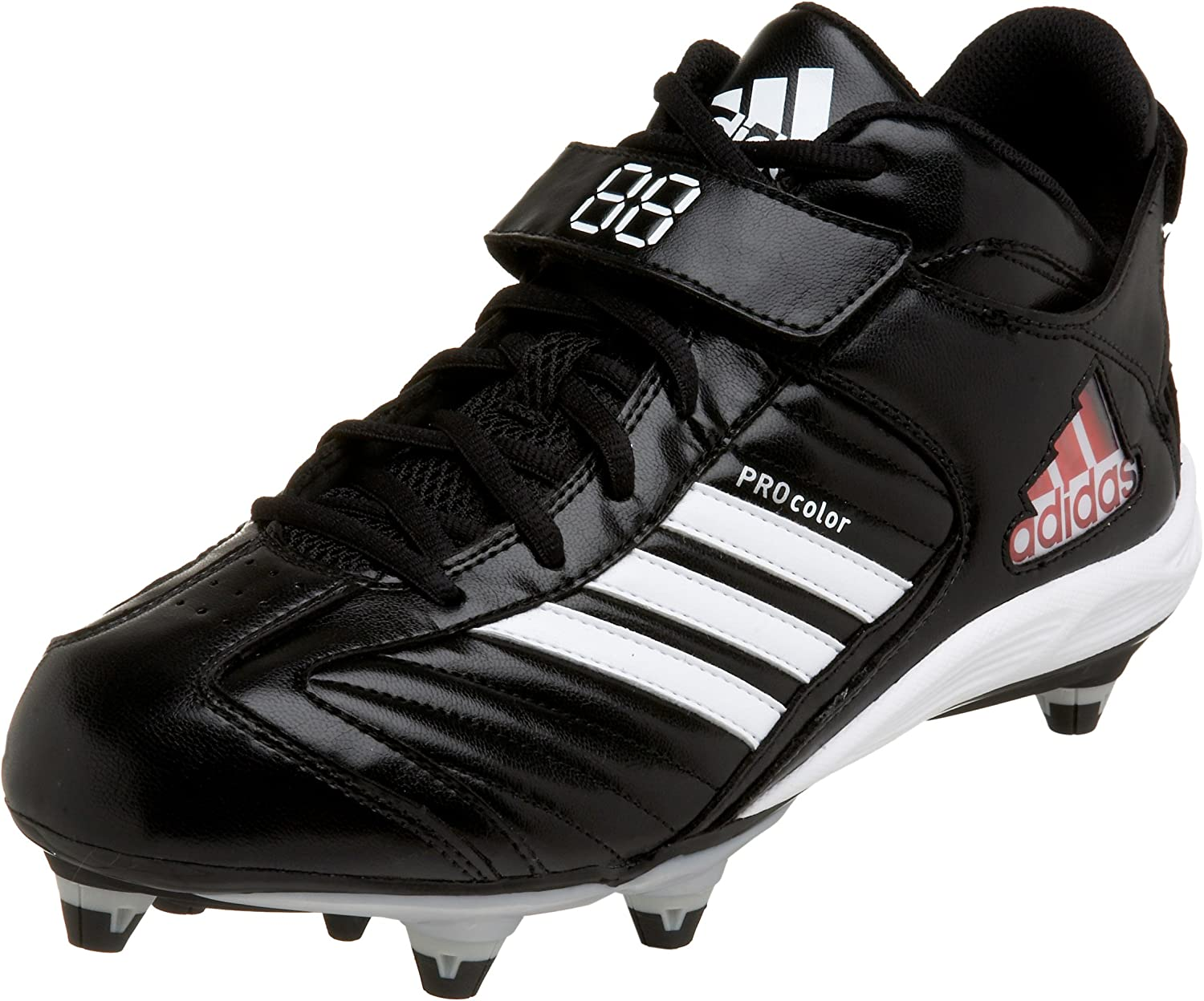 Adidas Men's Pro color 2 D Mid Football Cleat