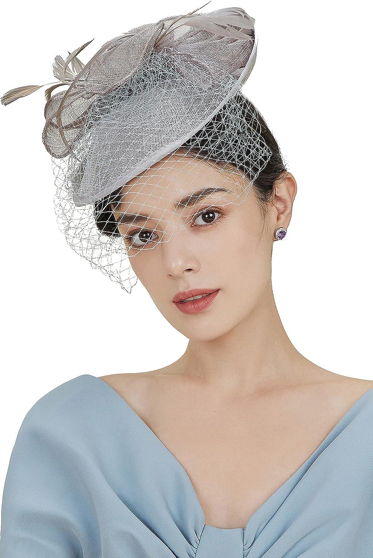 BABEYOND Tea Party Ranking TOP6 Fascinator Derby Popular brand Kentucky Veil Hat