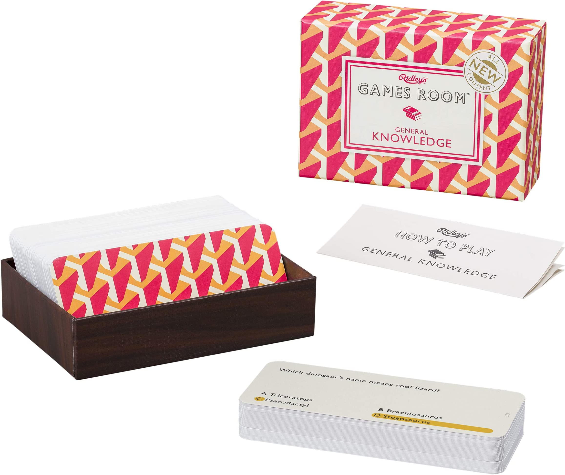 After Dinner Trivia card set 1 Die and a Set of Rules 1,200 Trivia Questions