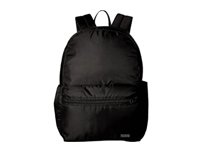 Pacsafe Daysafe Anti-Theft Backpack (Black) Backpack Bags