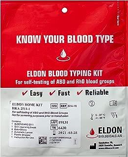 blood type kit