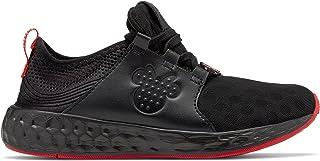 (ニューバランス) New Balance 靴?シューズ キッズランニング Cruz Sport Disney Black with Red ブラック レッド US 3 (21cm)
