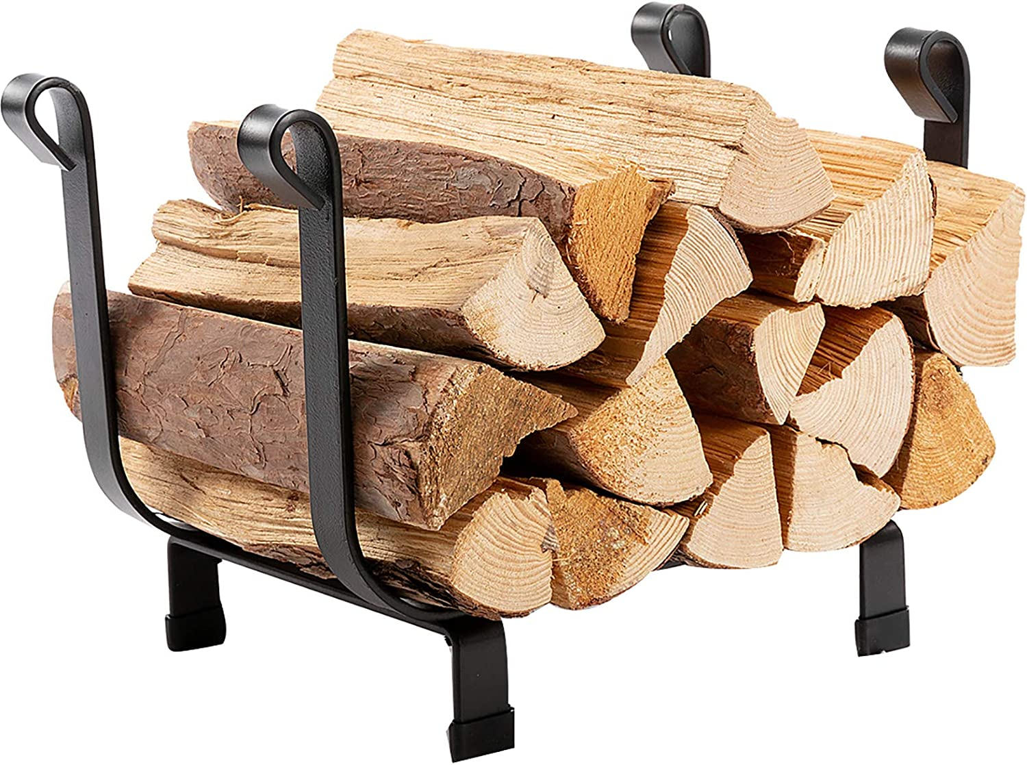DOEWORKS Sale item 25% OFF 17 Inches Small Decorative Indoor Outdoor Firewood Log